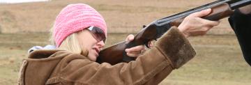 Clay Pigeon Shooting in Dullstroom