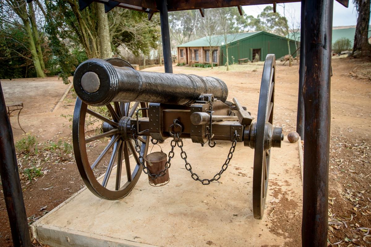 Dullstroom canon