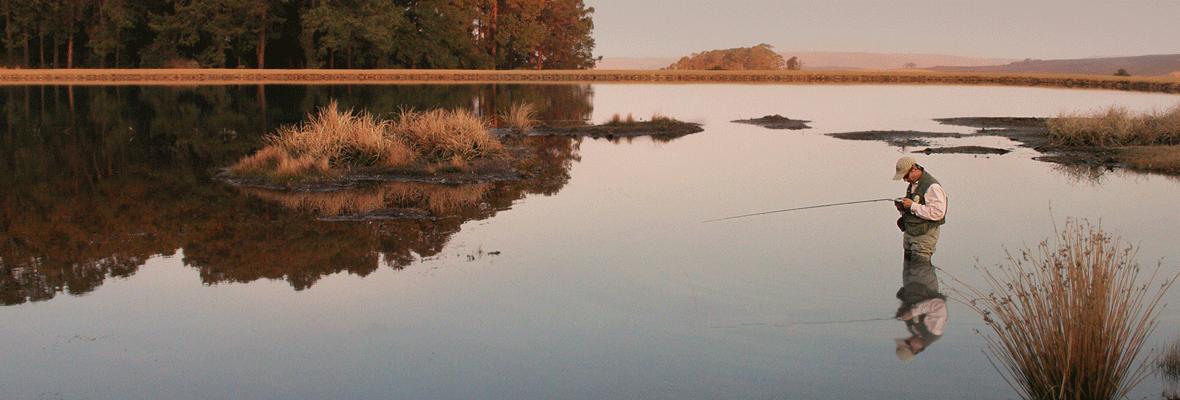 Flyfishing in Dullstroom