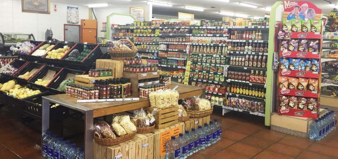 Dullstroom supermarket